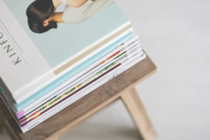 バックナンバーが多い雑誌と少ない雑誌