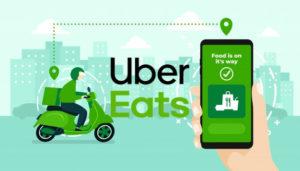 UberEatsをさらっと解説