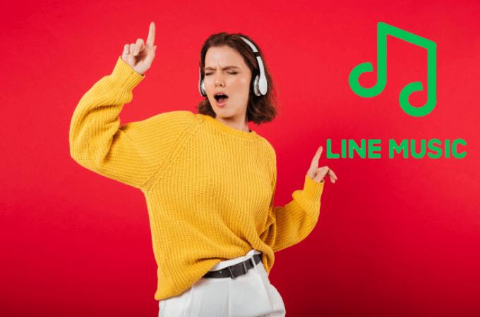 LINE MUSICでコインを使って曲やアルバムを購入する方法
