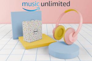 Amazon Music Unlimitedのキャンペーン