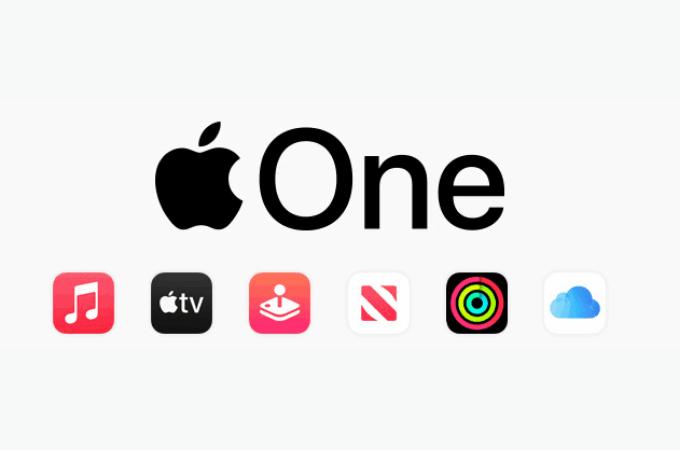 【Apple Oneとは】サブスクのサービス内容を解説