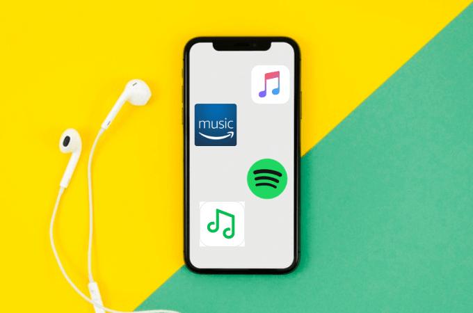 ジャニーズが聴ける有料音楽アプリ