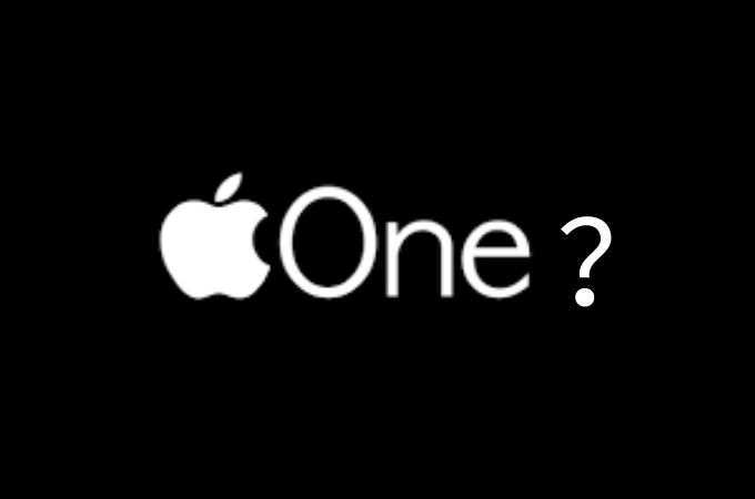 【Apple Oneとは】サブスクの内容・価格・使うべきか解説します。