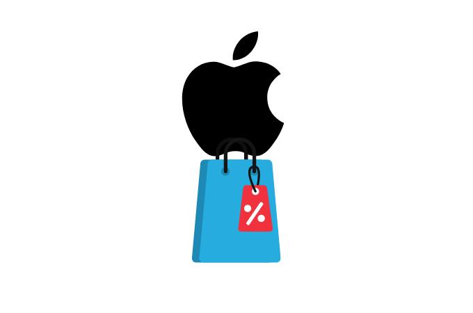 【Apple製品を安く買う方法6選】Macbook,iPad,Apple Watchなど割引に