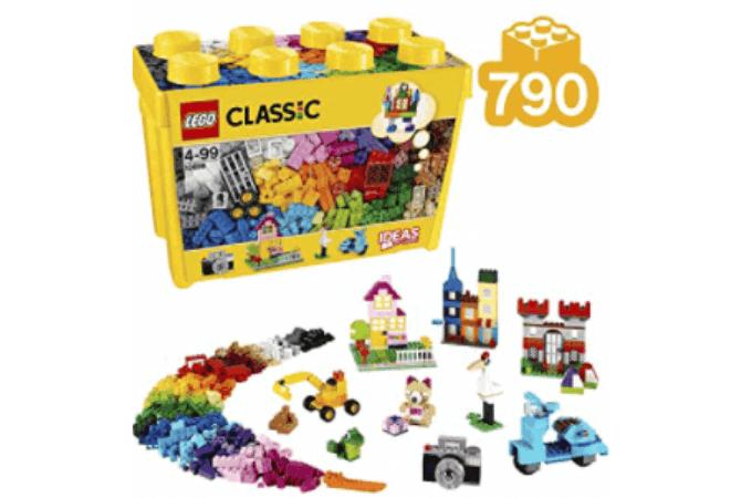 レゴ (LEGO) クラシック 黄色のアイデアボックス スペシャル