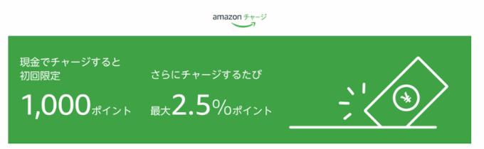 Amazonギフト券でさらにポイントアップ