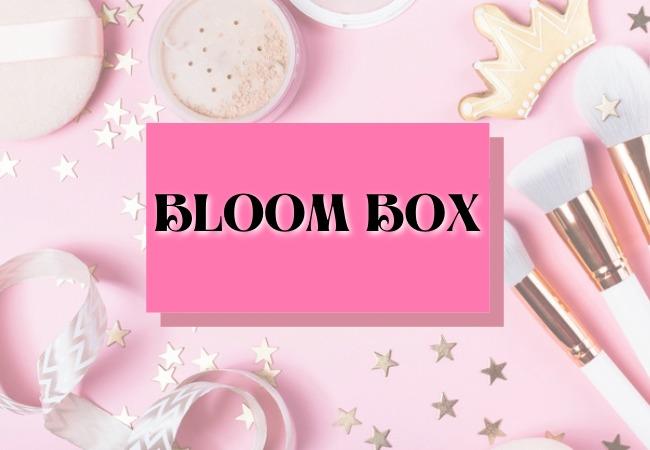 【BLOOMBOX(ブルームボックス)過去の中身ネタバレ】まとめ