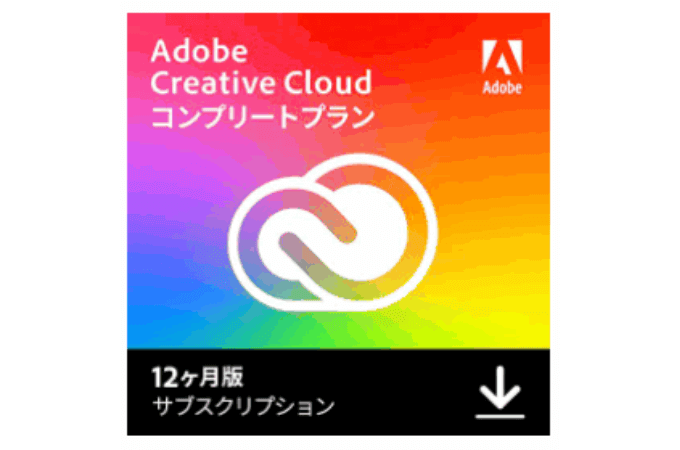 Adobe Creative Cloud コンプリート|12か月版|