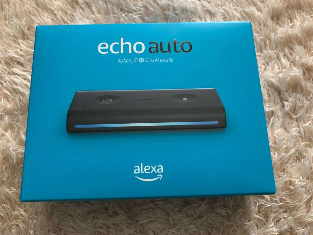 【Amazon Echo Autoをレビュー】実際に開封してみた