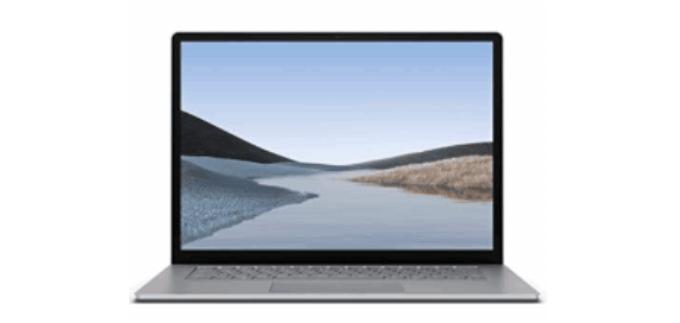 マイクロソフト Surface Laptop3 15インチ