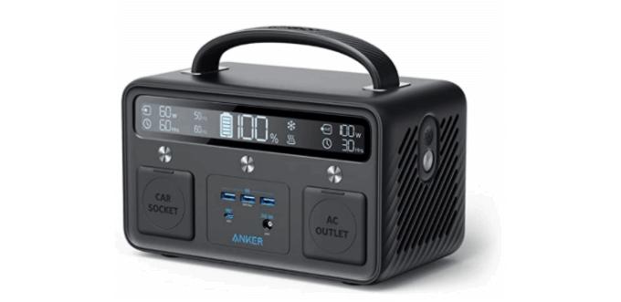 【ポータブル電源】Anker PowerHouse II 400