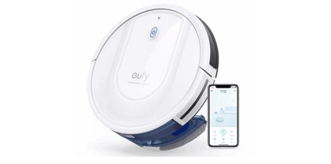 【ロボット掃除機】Eufy RoboVac G10 Hybrid