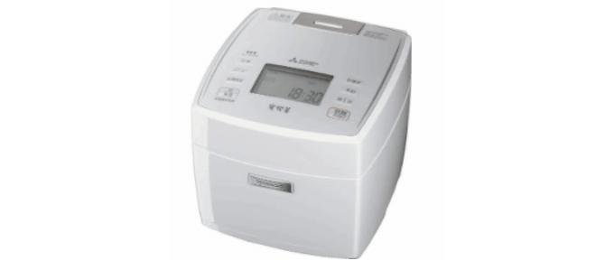 三菱電機 IHジャー炊飯器 NJ-VE108-W