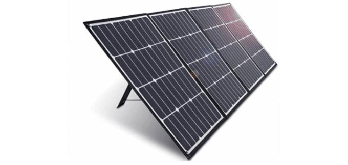 アイパー ソーラーパネル 160W