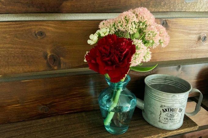 ブルーミー(旧ブルーミーライフ)の体験プランで届いたお花1