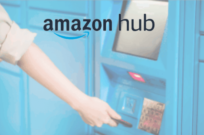 Amazon Hubロッカーが札幌に上陸