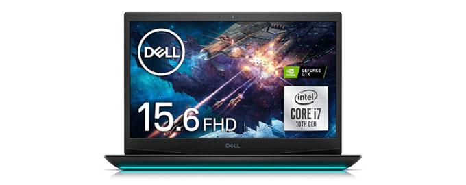 【ゲーミングPC】Dell G5 15 (5500)