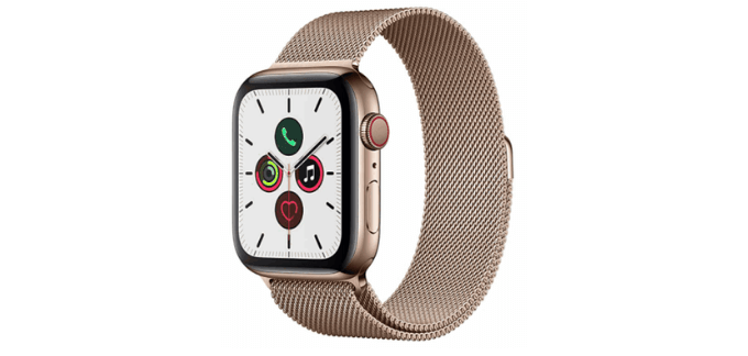 Apple Watch Series 5(GPS + Cellularモデル)