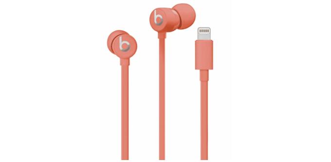 Beats urBeats3イヤフォン