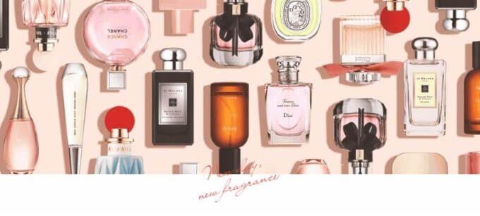 香水のサブスク【COLORIA(カラリア】(月1,980円~)