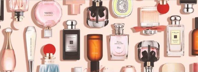 COLORIA(カラリア)の香水の種類と定期便の特徴