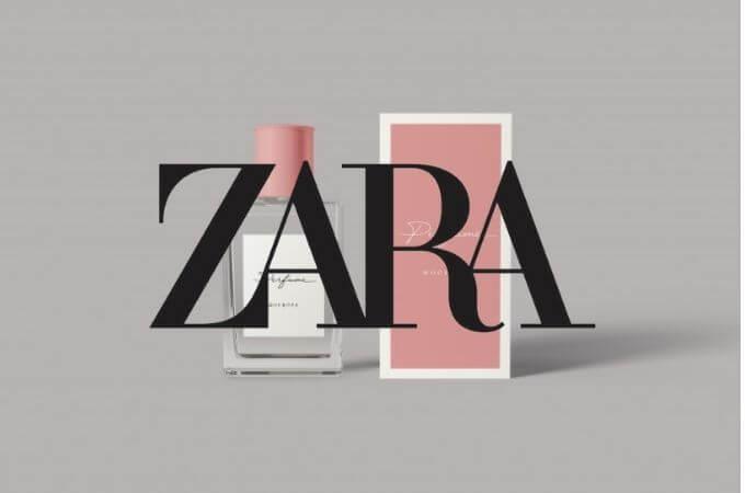 ZARAの香水はどこに売ってる?