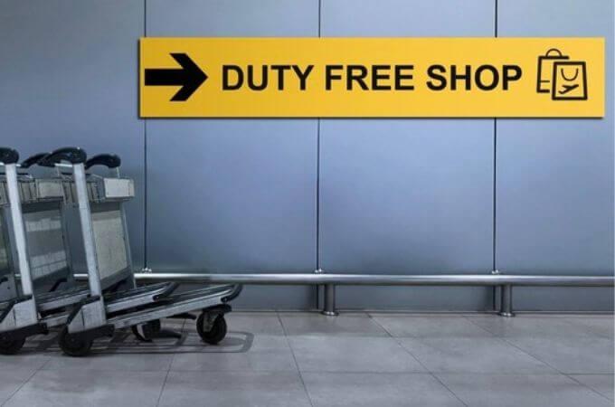 渡航先や免税店で購入した香水を国内に持ち込む際の注意点