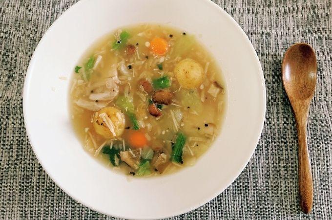 グリーンスプーンのスープの作り方5