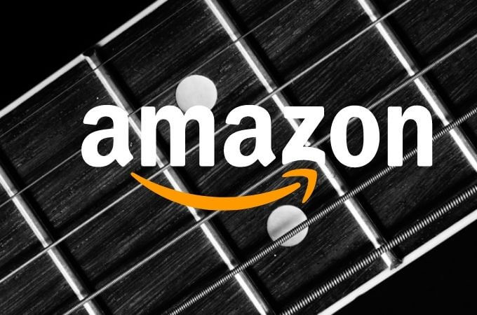 【ギターを安く買いたい】Amazonで新品を購入