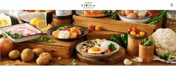 【月1万2000円のお弁当のサブスク】三ツ星ファームを利用するメリット