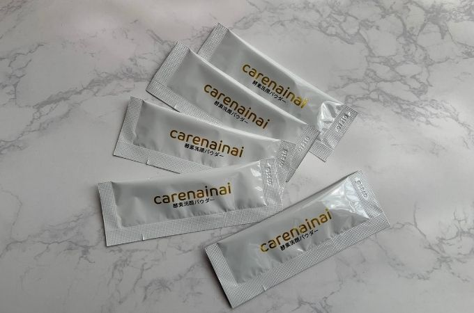 carenainai /酵素洗顔パウダー