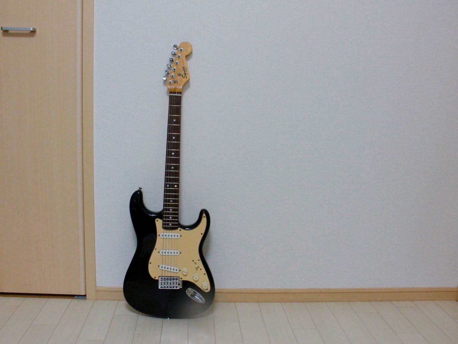 スターペグ・ミュージックでレンタルしたギター