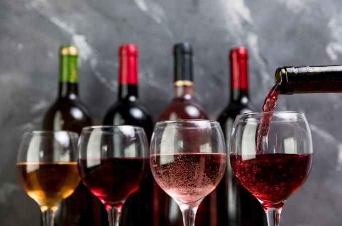 ワインの品種を選ぶ